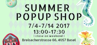 AQUSPI's Summer Popup Shopのお知らせ