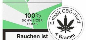 スイスで大麻入りタバコ、アイスティーの販売