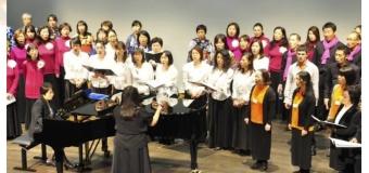 第3回在スイス日本合唱団合同コンサート